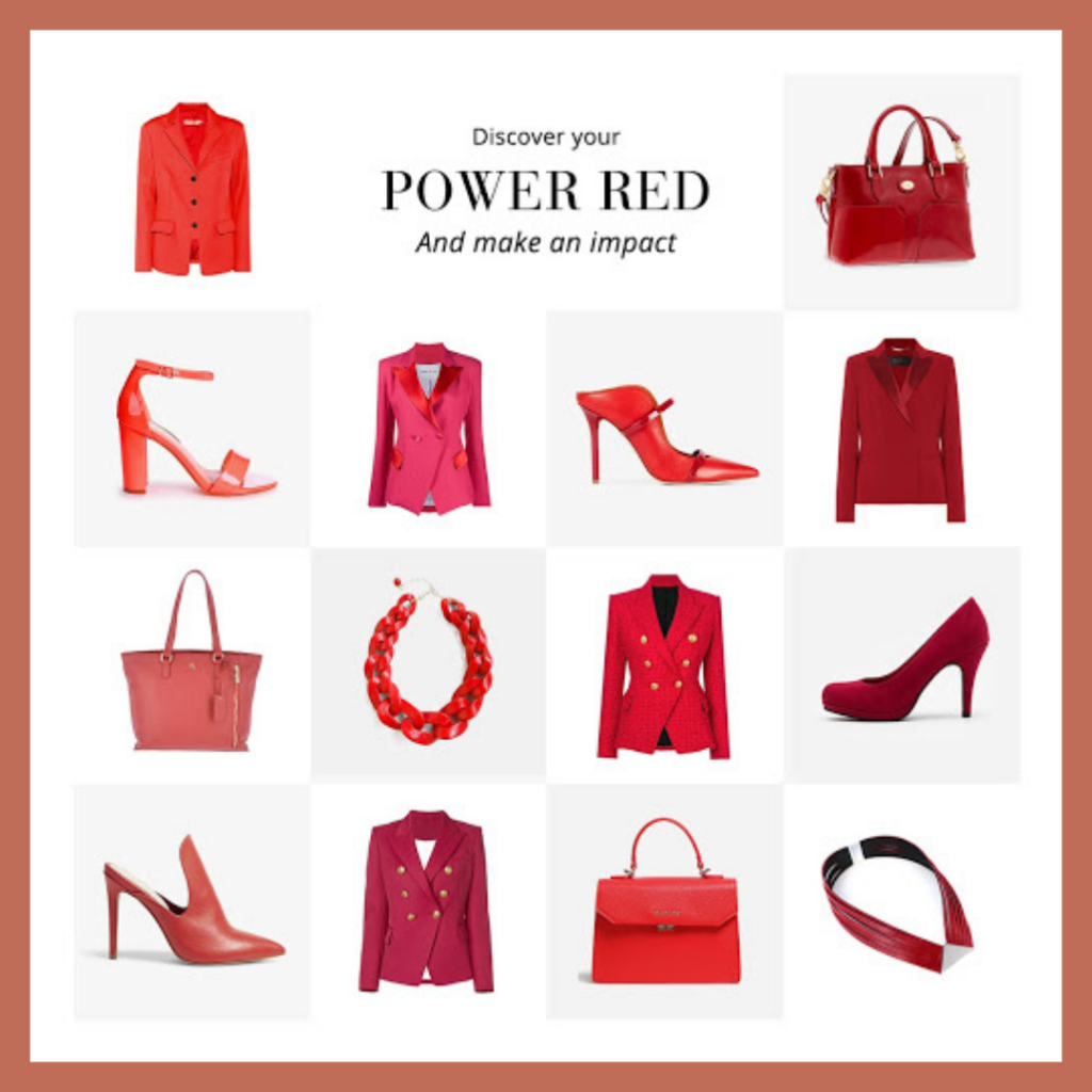 power red color consultation